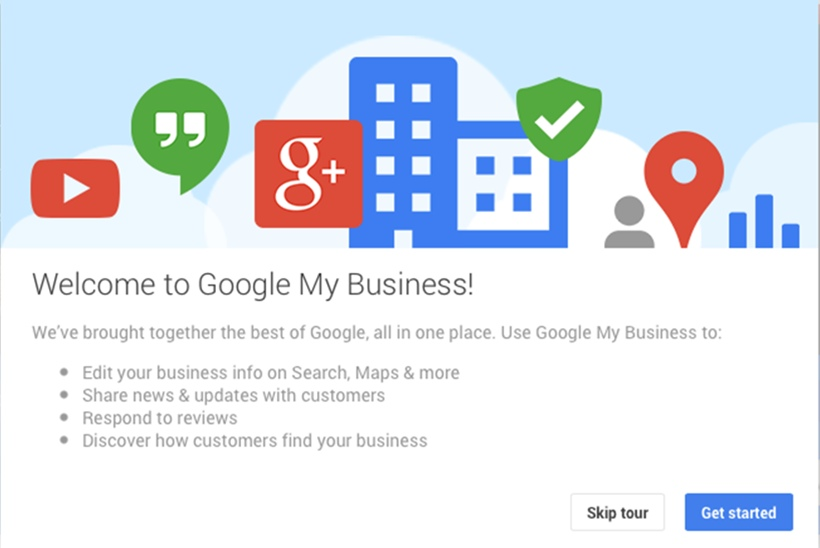 Google Offers Basic Business Website Creation Tool
