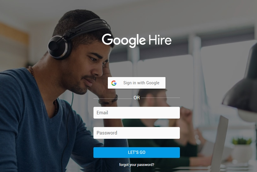 Cloud and Search Giant Launches Google Hire