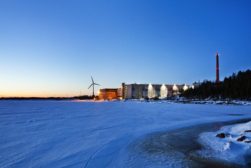 Cloud Giant Google Plans to Open New Data Center in Finland
