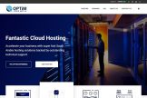 OPTiM Cloud Hosting