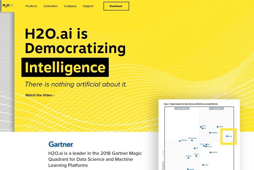 AI Open Source Leader H2O.ai and Cloud Giant Google Form Partnership