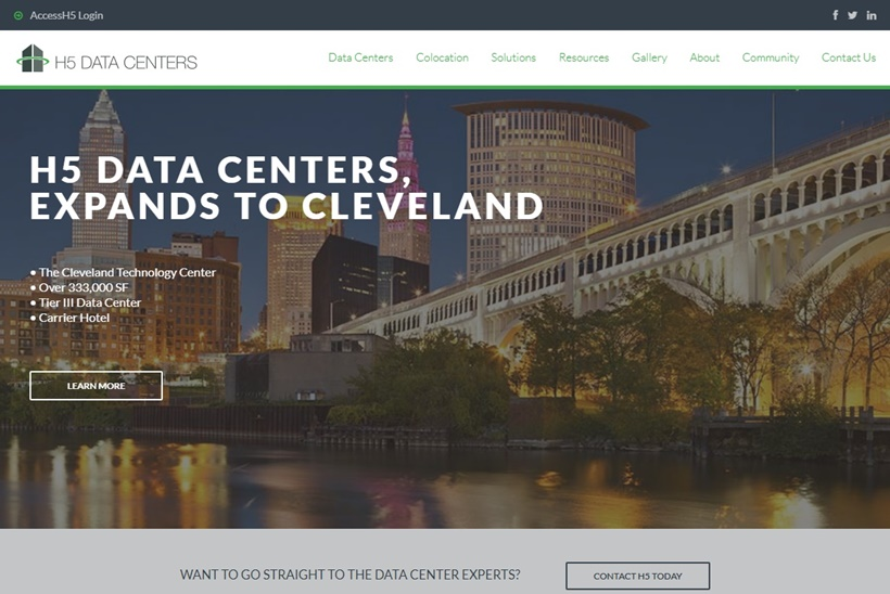 Colocation Provider and Data Center Operator H5 Data Centers Enters into Agreement with IaaS Provider LeaseWeb