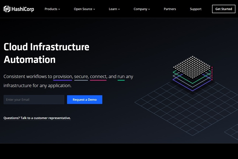 "Cloud Infrastructure Automation Leader HashiCorp Announces Release of ""Next Generation"" Provisioning Software"