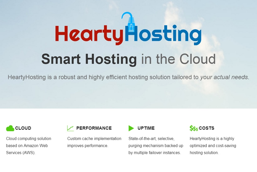 Custom Software Development Company Boyle Software Announces General Availability of the HeartyHosting Web Hosting Platform