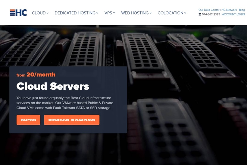 Web Hosting Provider Host Color Launches Managed Cloud Infrastructure Packages