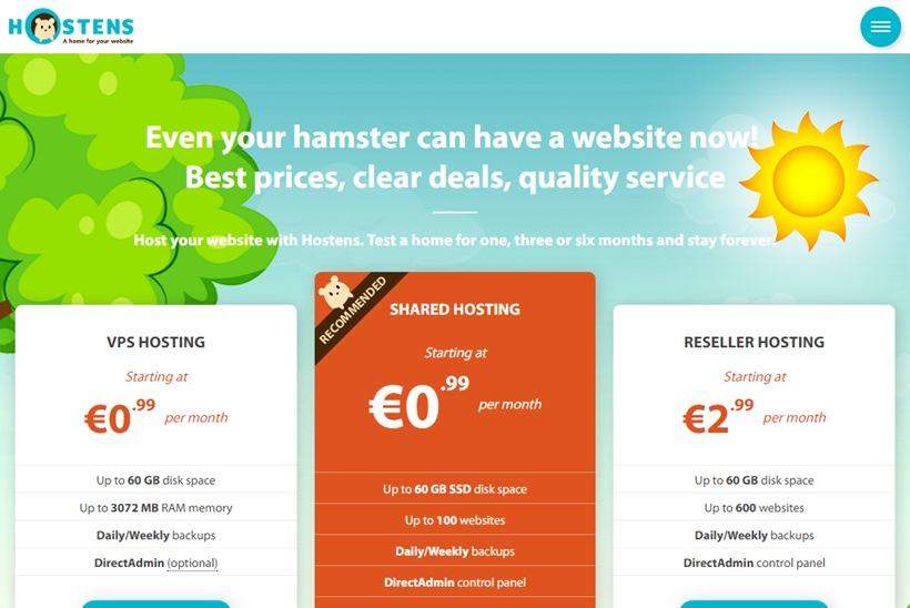 Web Hosting Services Provider Hostens Expands European Footprint