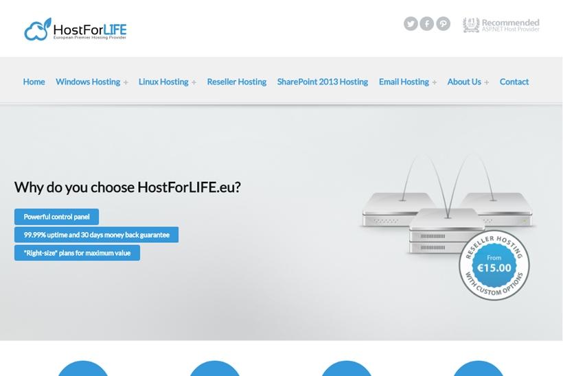 European Web Host HostForLIFE.eu Announces DotNetNuke 8.0.4 Support
