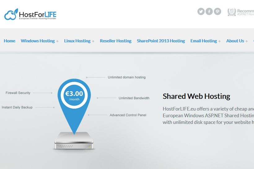 European Provider HostForLIFE.eu Announces Launch of WordPress 4.8 Hosting Options