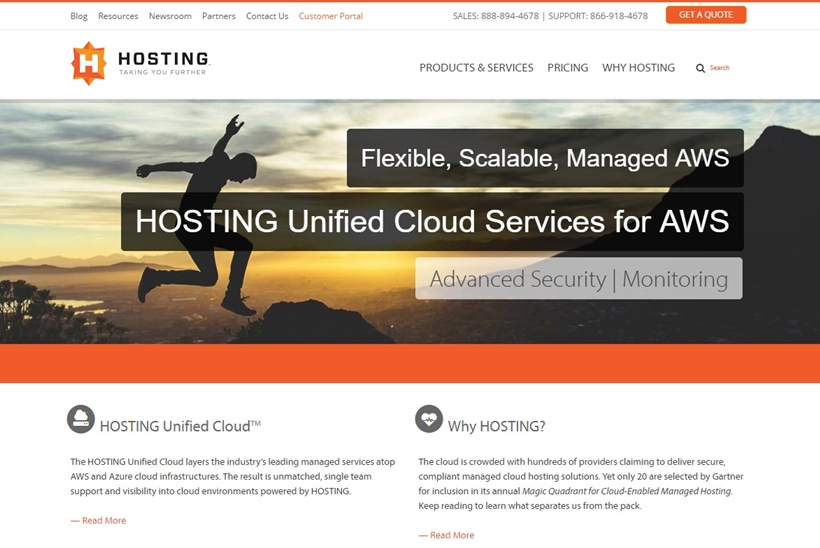 Managed Cloud Services Provider HOSTING Announces Launch of HOSTING Monitoring Insights