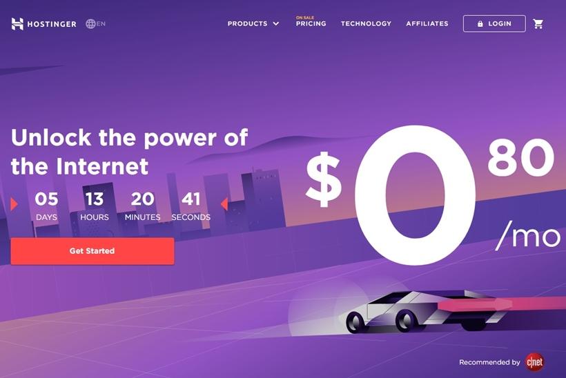 Web Host Hostinger and SEO Company MarketGoo Form Partnership