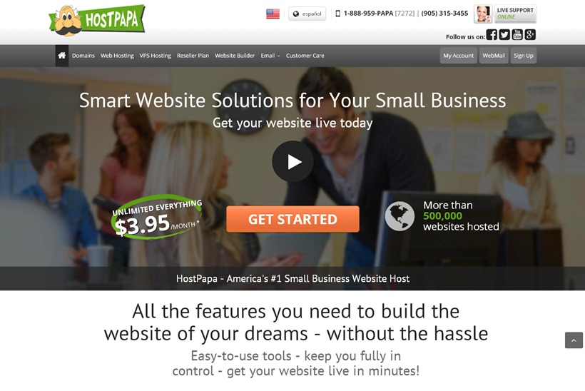 Web Host and Cloud Service Provider HostPapa Partners with Ecommerce Platform Provider AbanteCart