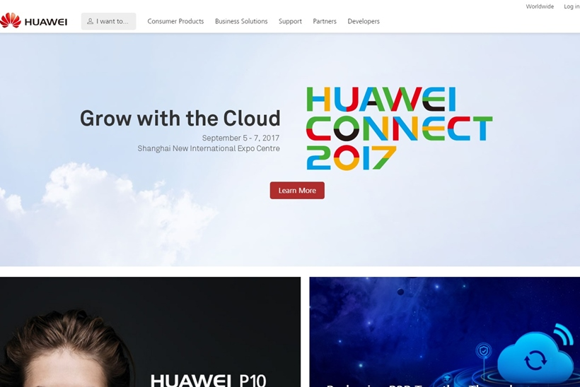 Information and Communications Technology Company Huawei to Deliver Hybrid Cloud Solution for Microsoft Azure Stack