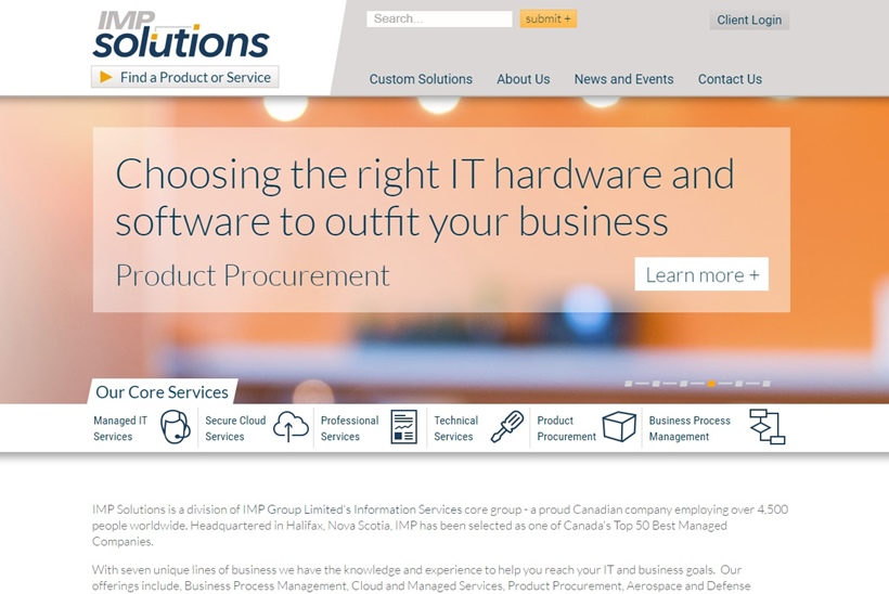 Cloud and IT Provider IMP Solutions Announces Launch of Microsoft Office 365 and Azure Cloud
