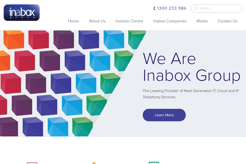 Cloud and IP Services Provider Inabox Acquires Cloud Company Hostworks