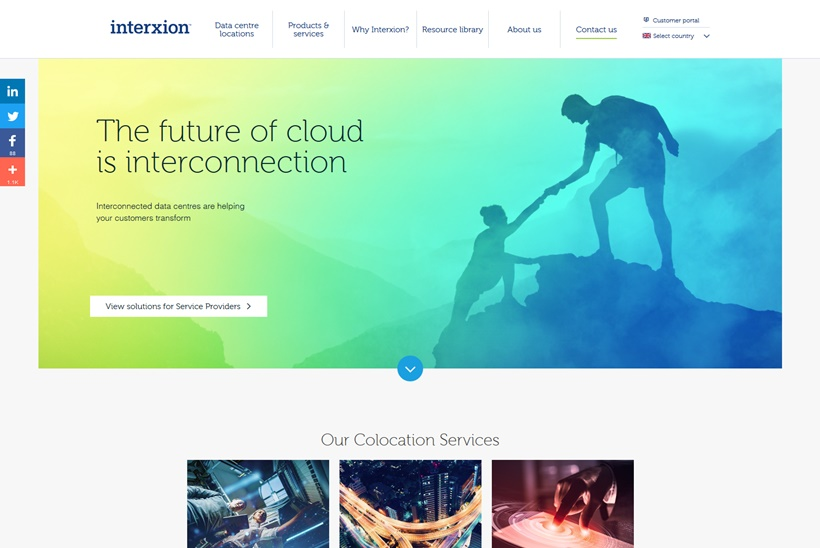 Data Center Services Provider Interxion to Expand Europe-based Facilities