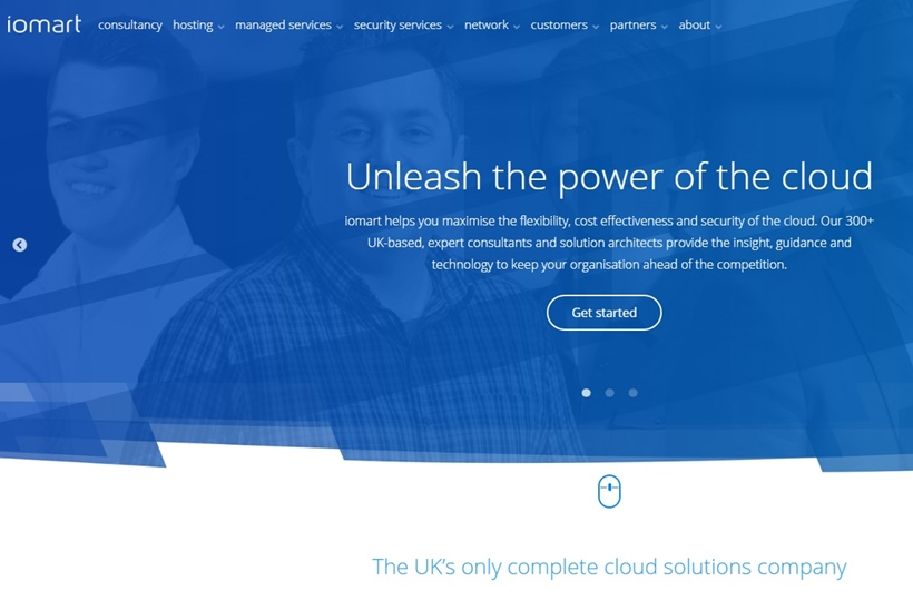 Scottish Cloud Computing and Managed Services Provider iomart Announces 9% Revenue Growth