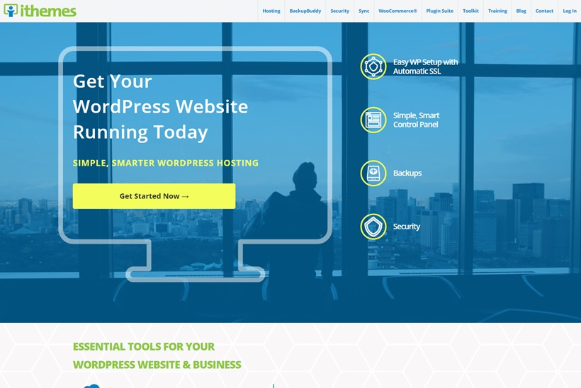 Liquid Web Company iThemes Announces WordPress Hosting Option
