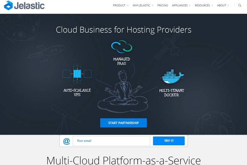 PaaS Company Jelastic Partners with Hosting Services Provider Diadem Technologies