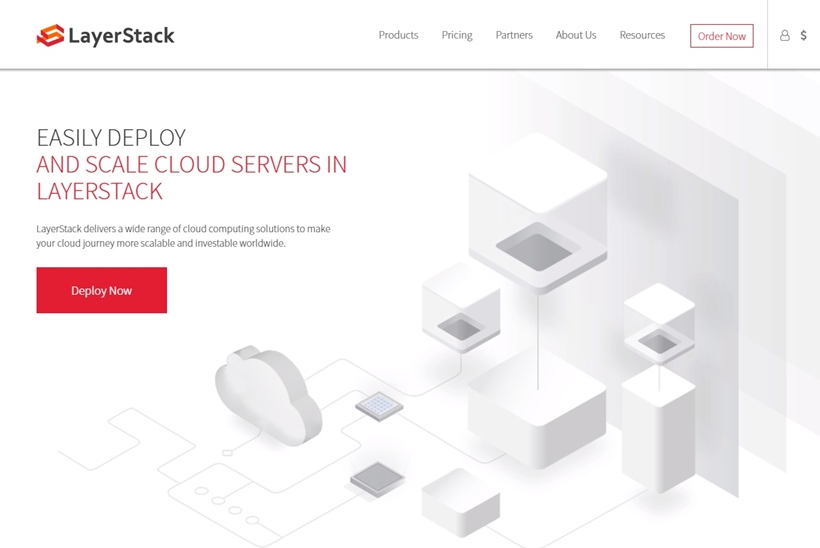 Cloud Solutions Company LayerStack Launches US Data Center
