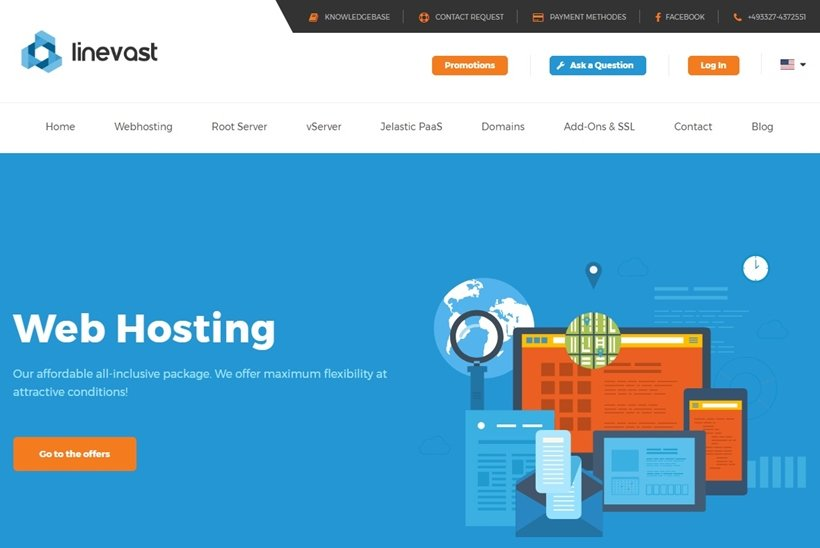 PaaS Provider Jelastic Forms Partnership with German Host Linevast