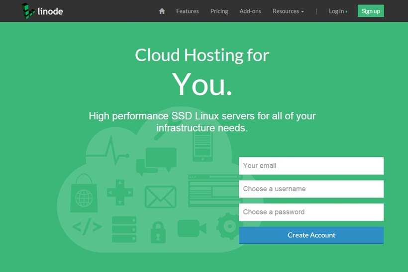 Web Hosting Provider Linode  Resets Customer Passwords