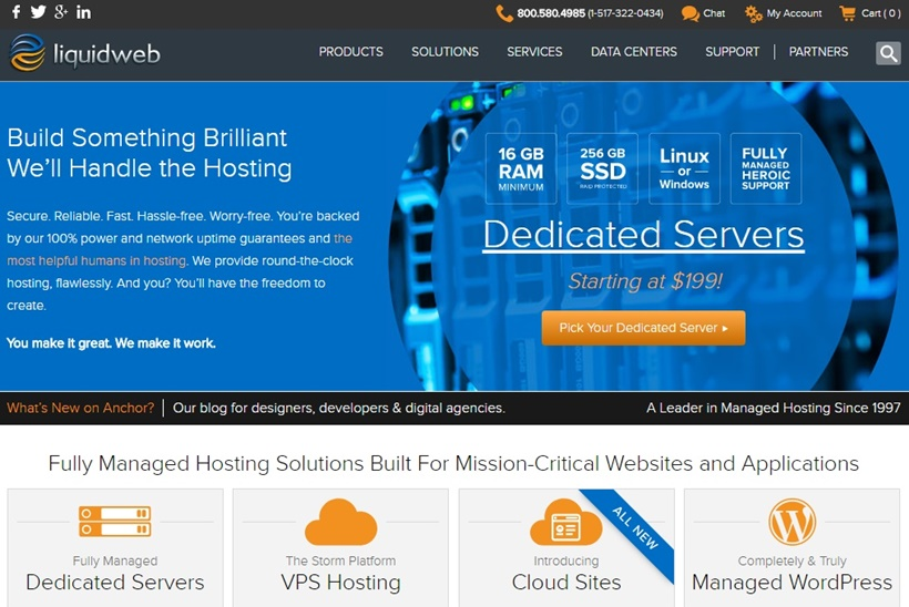 Jeff King Joins the Board of Directors of Managed Hosting Provider Liquid Web