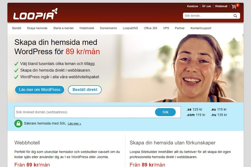 Swedish Web Host Loopia Victim of Cyberattack