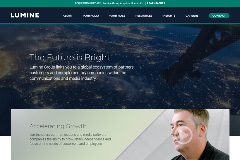 Ubersmith Acquired by Lumine Group