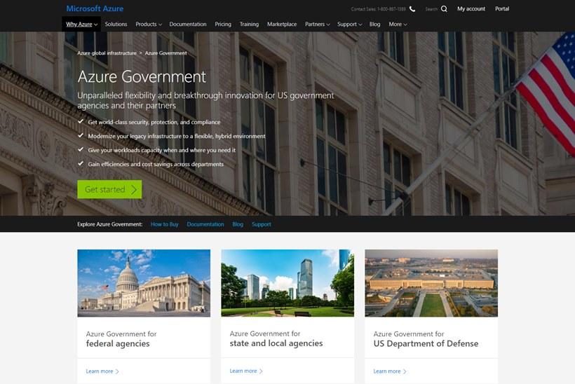 US Intelligence Agencies Turn to Cloud Giant Microsoft