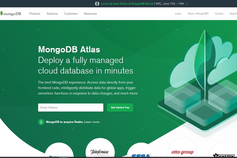 Database Platform Provider MongoDB Achieves Certification for Industry Security Standard