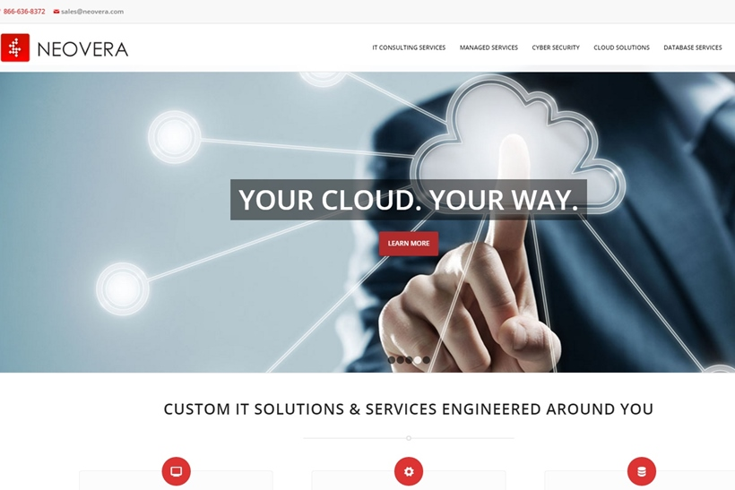 Cyber Security Services Provider Neovera and Data Center Company Equinix Collaborate on Secure Performance Hub Solution