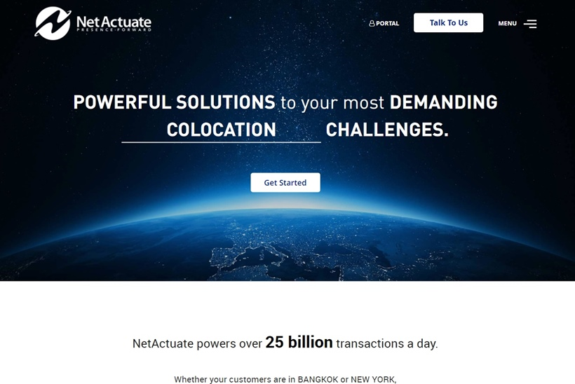 IaaS Hosting Provider NetActuate Announces its Virginia Data Center Now Offers 100G Connectivity