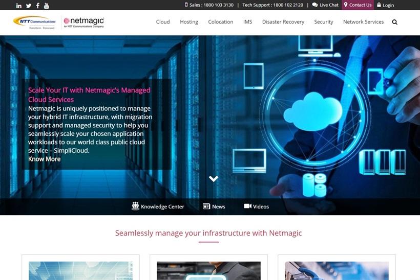 Cloud Computing Company Netmagic Partners with Cloud Platform Company Nutanix on Managed Enterprise Cloud Options