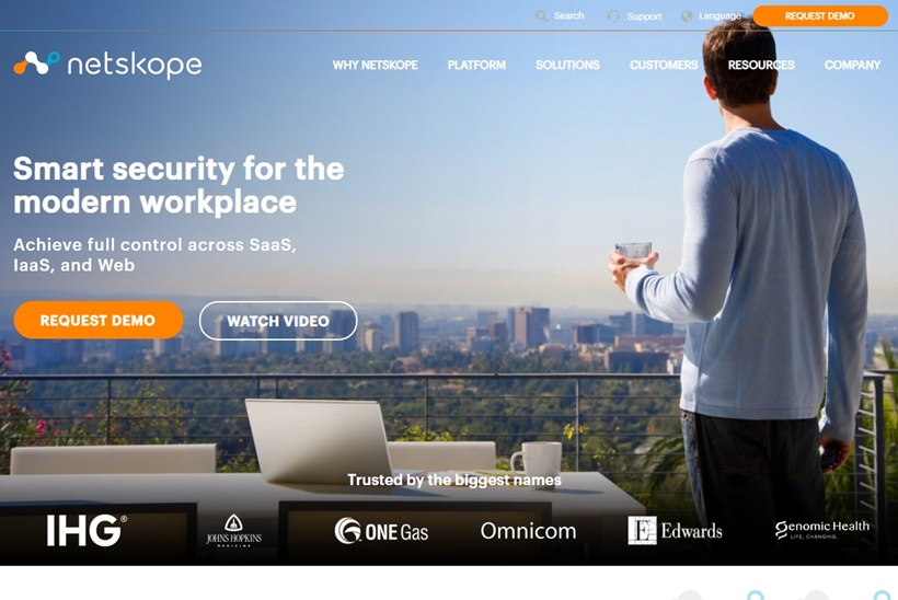 Cloud Security Leader Netskope Expands IaaS Security Capabilities to GCP
