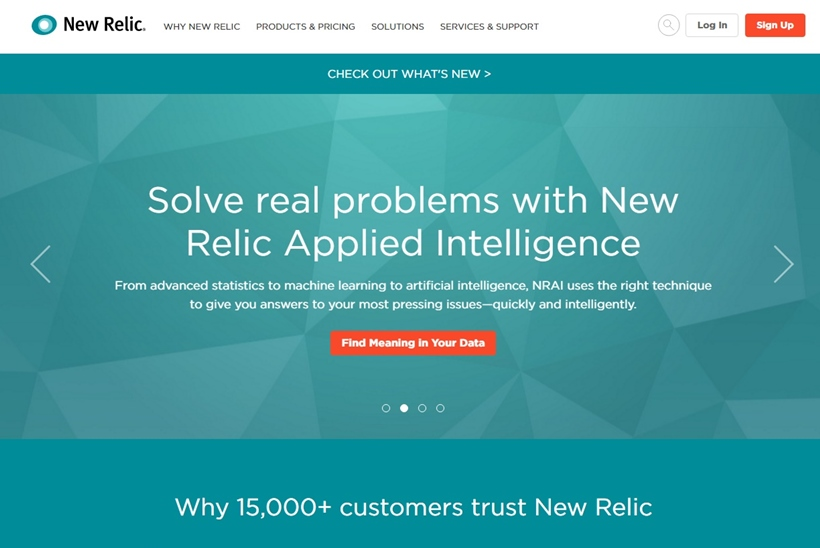 Digital Intelligence Company New Relic Announces New Digital Intelligence Platform Services and Features