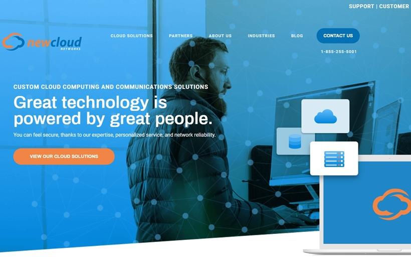 Cloud Computing Provider NewCloud Networks Selects Telecom Company Epsilon for Colocation