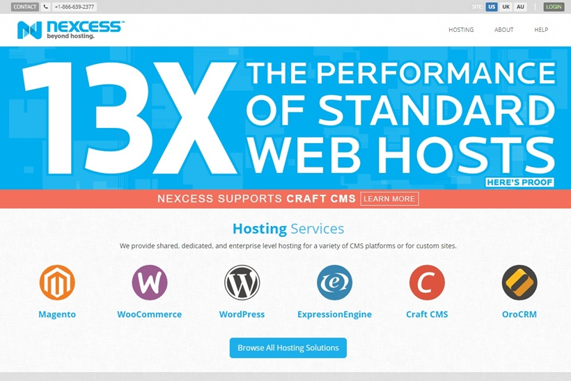 Ecommerce and CMS Hosting Company Nexcess in Inc. 5000