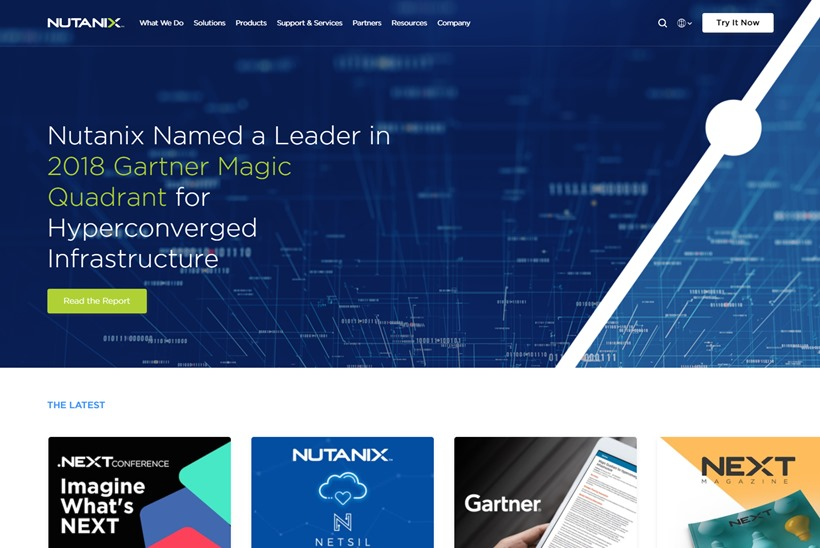 Web Hosting News - Cloud Platform Provider Nutanix to Acquire Cloud