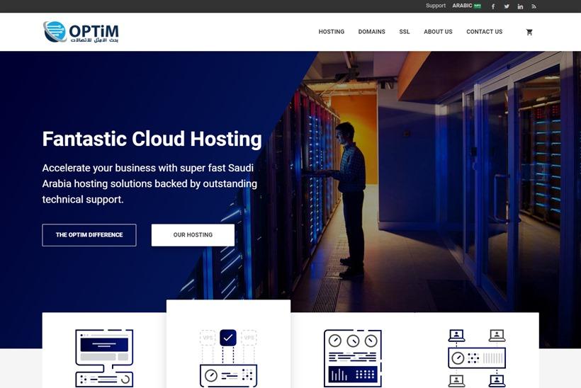 Web Hosting News - Managed Cloud Provider Optim Announces