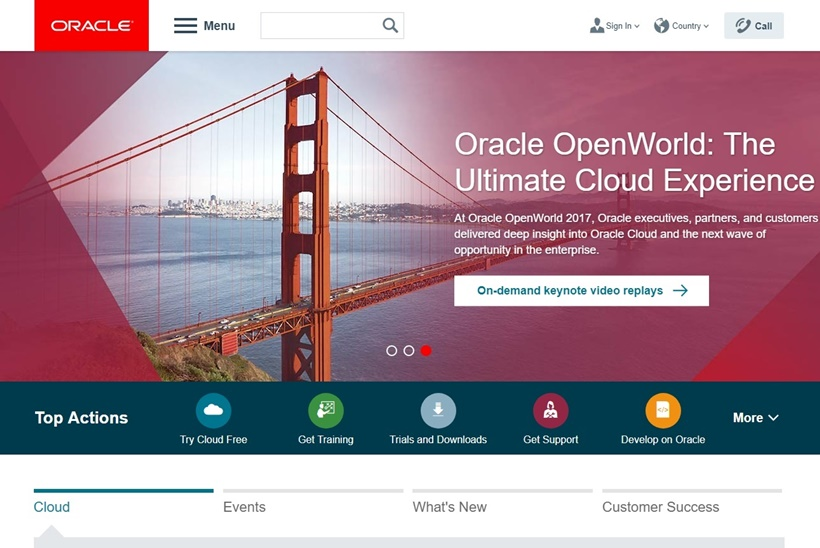 Cloud-based Financials and Professional Services Provider Oracle NetSuite Launches SuiteSuccess for EMEA Companies