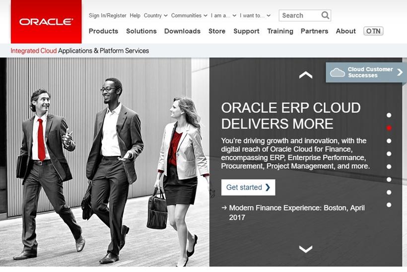 US Multinational Oracle Expands Startup Cloud Accelerator Program