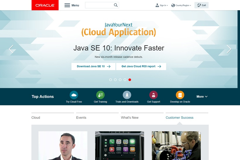 Cloud Company Oracle to Migrate 4,000 Customers in the Middle East and Africa to the Cloud