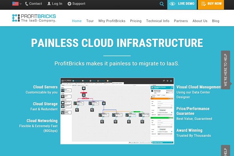 Cloud IaaS Provider ProfitBricks Announces Opening of Second US Data Center