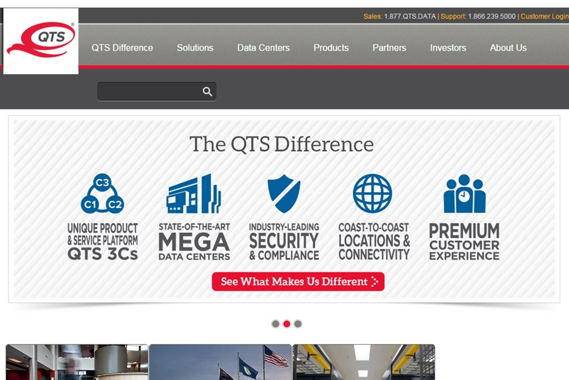 Data Center and Managed Services Provider QTS Chosen by Columbia College Chicago