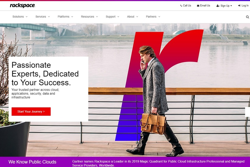 Ray Kalustyan Joins Managed Cloud Company Rackspace