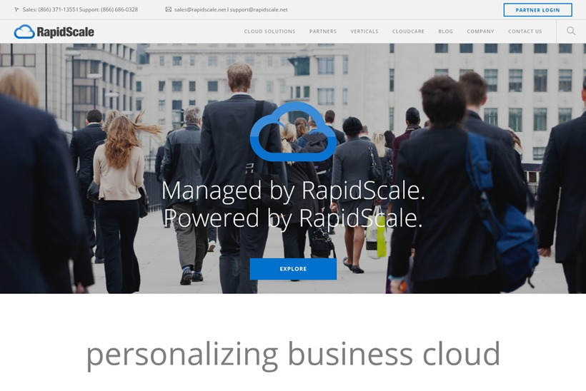 Andrew Salisbury Joins Managed Cloud Solutions Provider Rapidscale