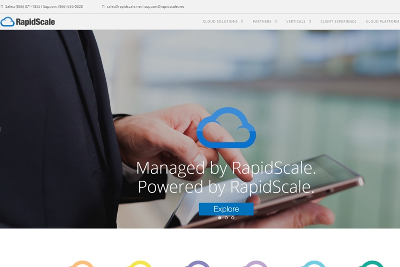 Meighan Agresta Joins Managed Cloud Services Provider RapidScale