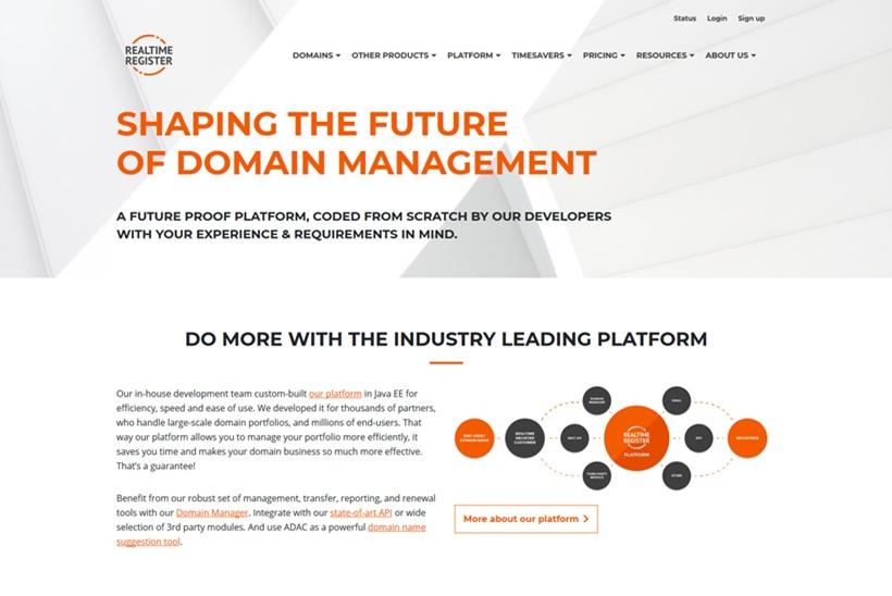 Domain Name Management Platform Realtime Register Announces New Range of SSL Certificates
