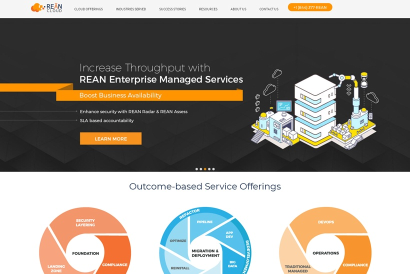 Managed Services Provider REAN Cloud Wins Major DoD Contract
