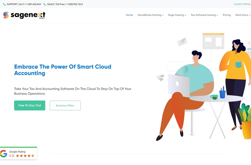 Cloud Service Provider Sagenext Runs Extended Seasonal Promotion to January 10, 2019